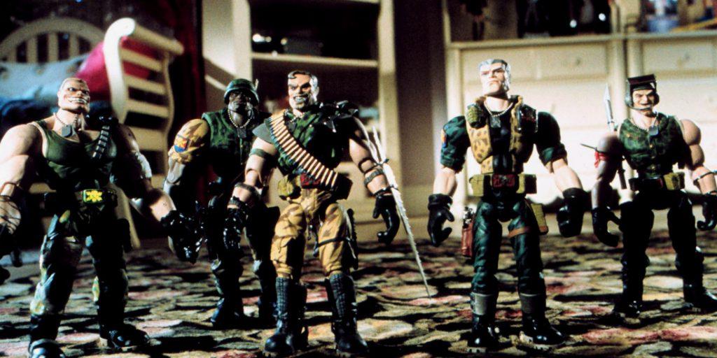 ภาพยนตร์ Small Soldiers (1998) ทหารจิ๋วไฮเทคโตคับโลก